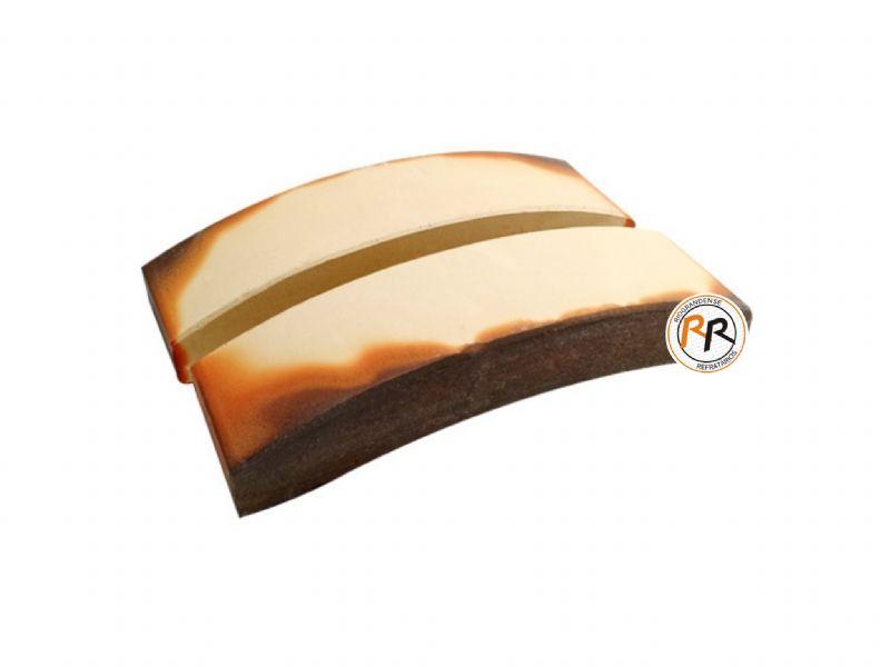 Riograndense refrat rios tijolos prensados silico for Plaqueta ceramica